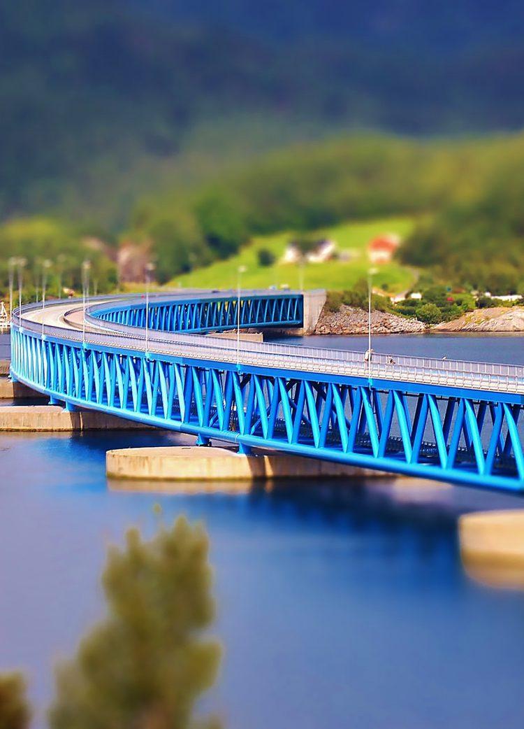 Infrastruktur gir bærekraft