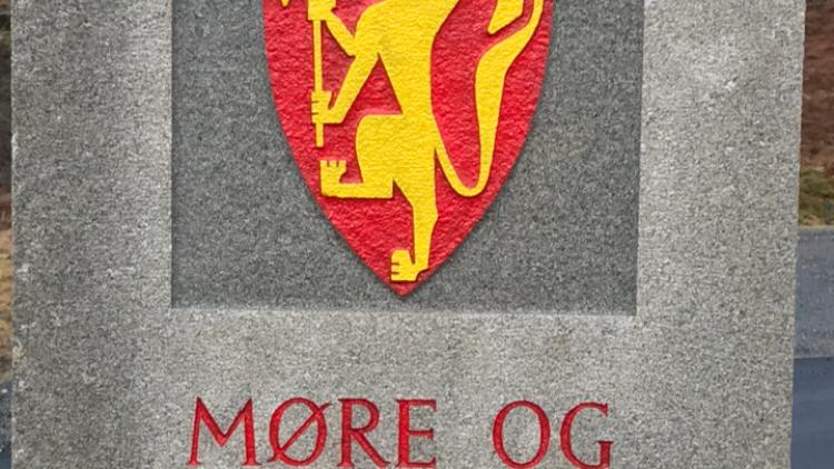Nordmøre til Trøndelag ikke over