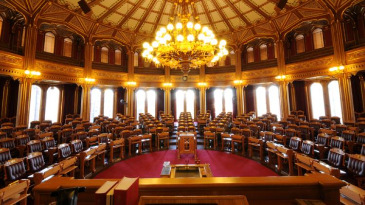Stortinget innen rekkevidde