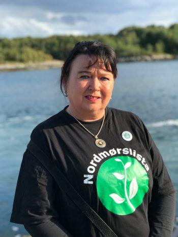 Elisabeth Jørgenvåg er gruppeleder for Nordmørslista i fylkestinget i Møre og Romsdal