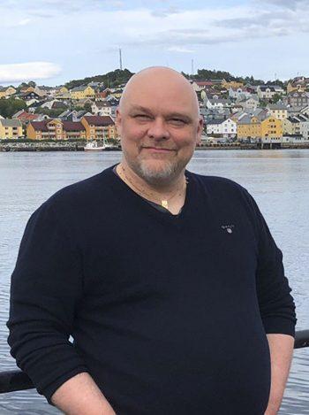Stig Anders Ohrvik er gruppeleder for Nordmørslista bystyret i Kristiansund og medlem i formannskapet.